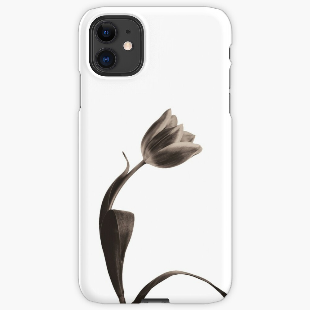 Antique Tulip iPhone Case & Cover