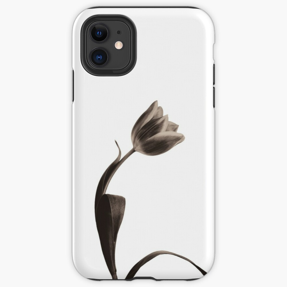 Antique Tulip iPhone Case & Cover