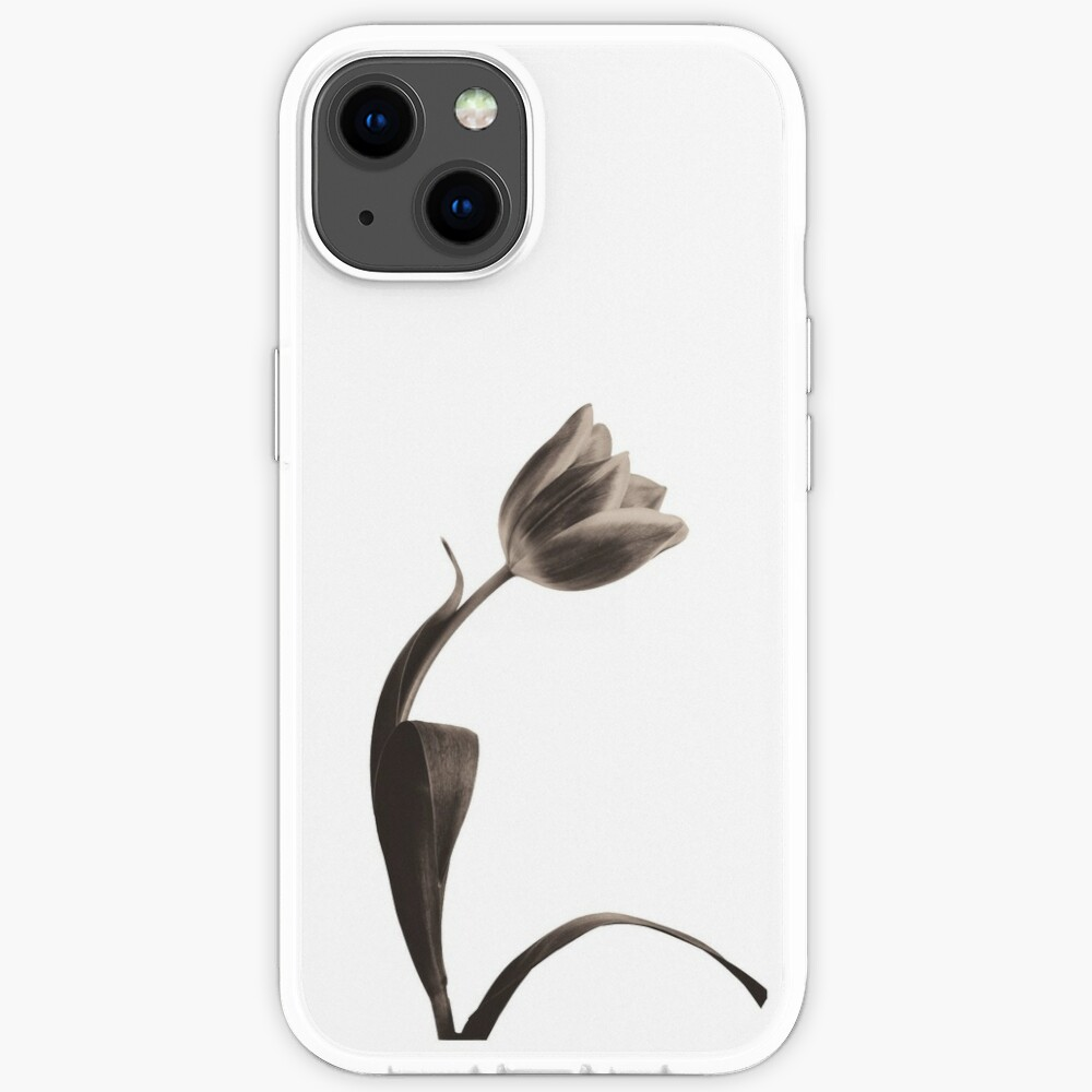 Antique Tulip iPhone Case