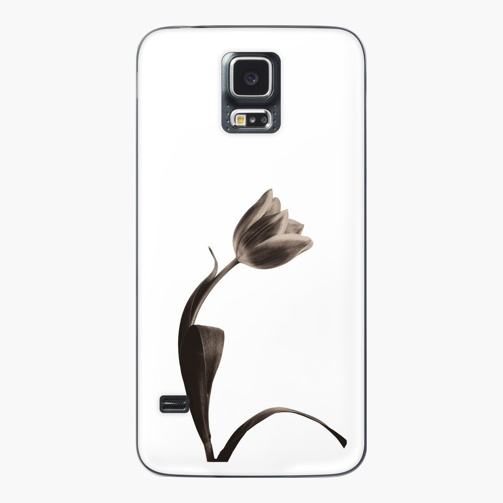 Antique Tulip Case & Skin for Samsung Galaxy