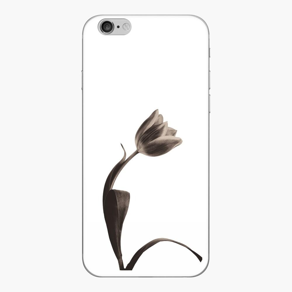 Antique Tulip iPhone Skin