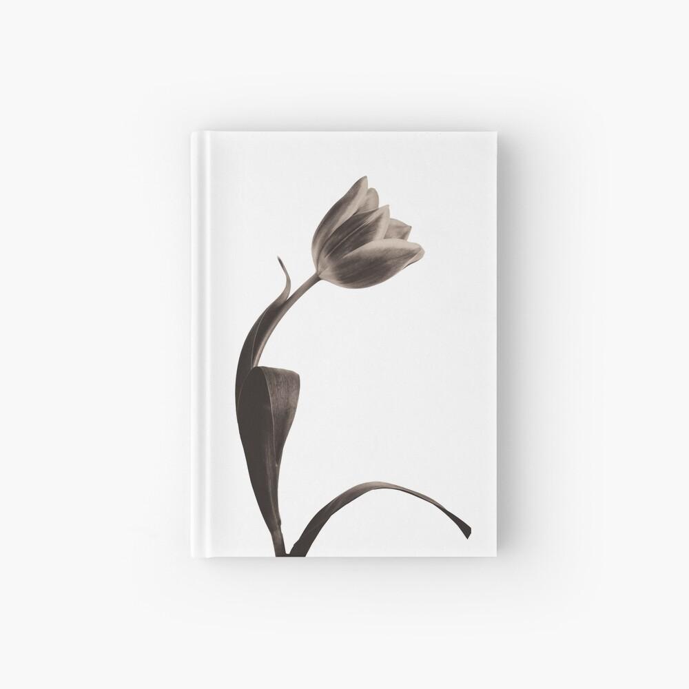 Antique Tulip Hardcover Journal