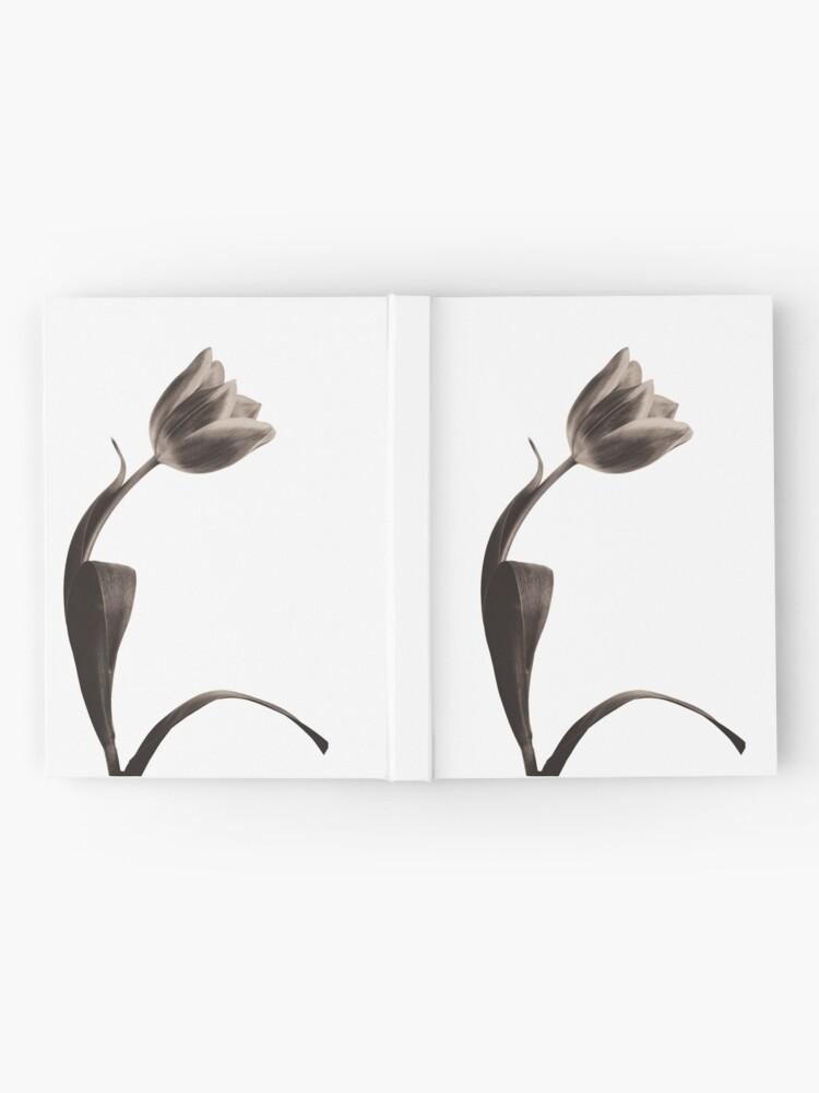 Alternate view of Antique Tulip Hardcover Journal
