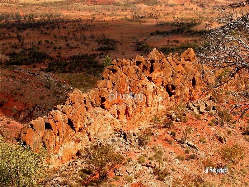 photoj Central Australia Outback by photoj