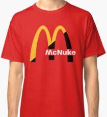 MCNUKE RED Classic T-Shirt