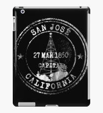 San Jose Passport  iPad Case/Skin