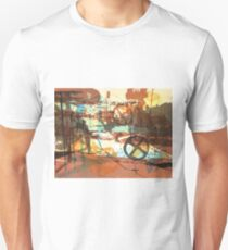 Intersection (the white-hot trace) T-Shirt