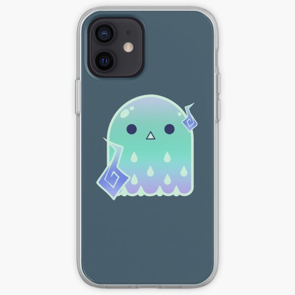 Ghost Slime iPhone Soft Case