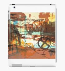 Intersection (the white-hot trace) iPad Case/Skin