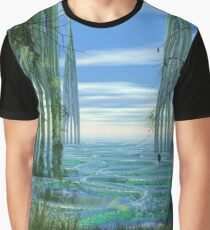 Cathedrals Graphic T-Shirt