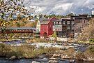Ammonoosuc River by PhotosByHealy
