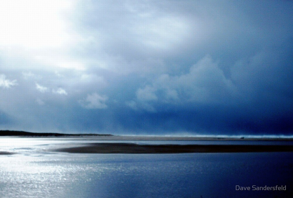 Oregon Coast by Dave Sandersfeld