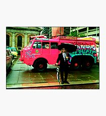 The Lady Penelope ...Emergency Earth Repair Vehicle  Photographic Print