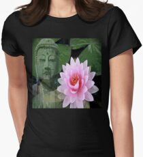 buddha lotus 3 T-Shirt