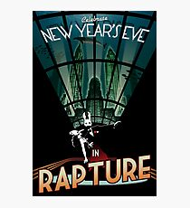 BioShock New Year's in Rapture Photographic Print