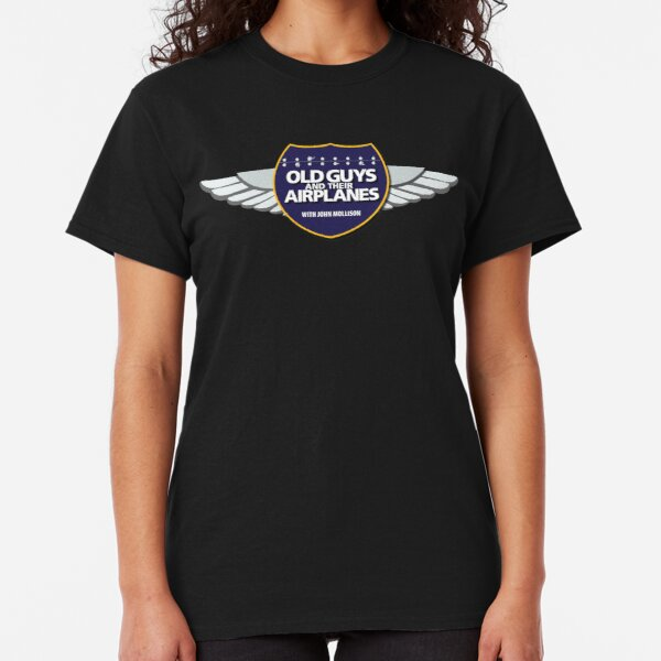 OGTA = Old Guys And Their Airplanes Classic T-Shirt