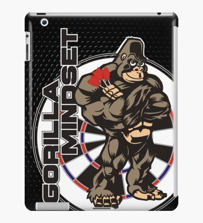Gorilla Mindset Darts Shirt iPad Case/Skin