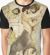 Tristan and Galahad Graphic T-Shirt