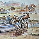 Cullercoats 1910s by Woodie