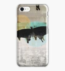 Elusive Butterfly iPhone Case/Skin