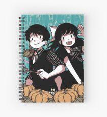 Wytte Twins Spiral Notebook