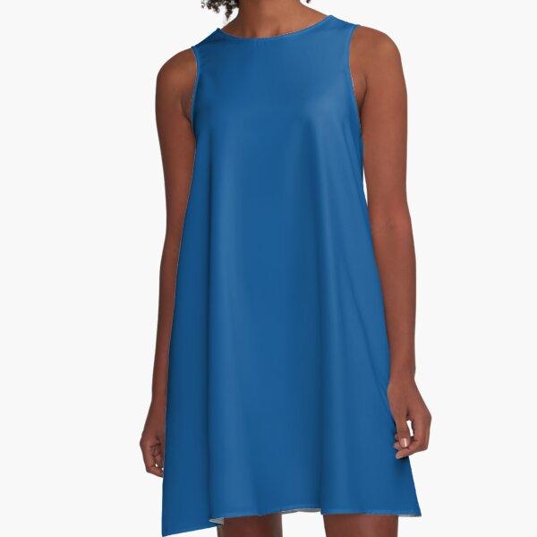 LAPIS A-Line Dress