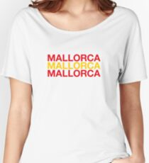 MALLORCA Women's Relaxed Fit T-Shirt