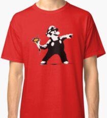 2 Bit Flower Thrower Classic T-Shirt