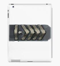 Silver elite master iPad Case/Skin