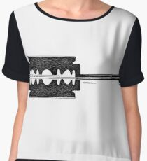 Protest Music Women's Chiffon Top