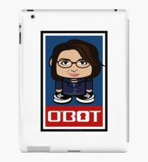Betty Politico'bot Toy Robot 2.0 iPad Case/Skin
