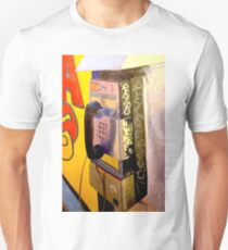 Pay Phone Unisex T-Shirt