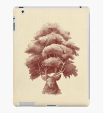 Old Growth  iPad Case/Skin