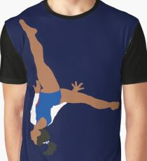 Gymnast - Layout Stepout Graphic T-Shirt