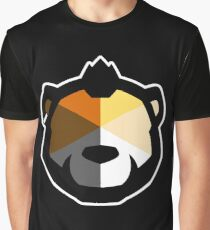 Bear Faced Pride Graphic T-Shirt