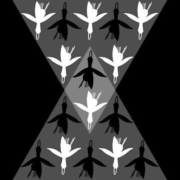 Escher Fuchsia by sarahmca