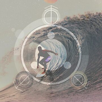 Sacred Surf by hiltondesigns
