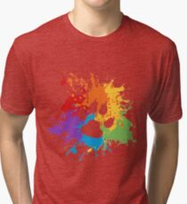 Paw Pride: Light Tri-blend T-Shirt