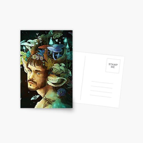 Willstag Postkarte