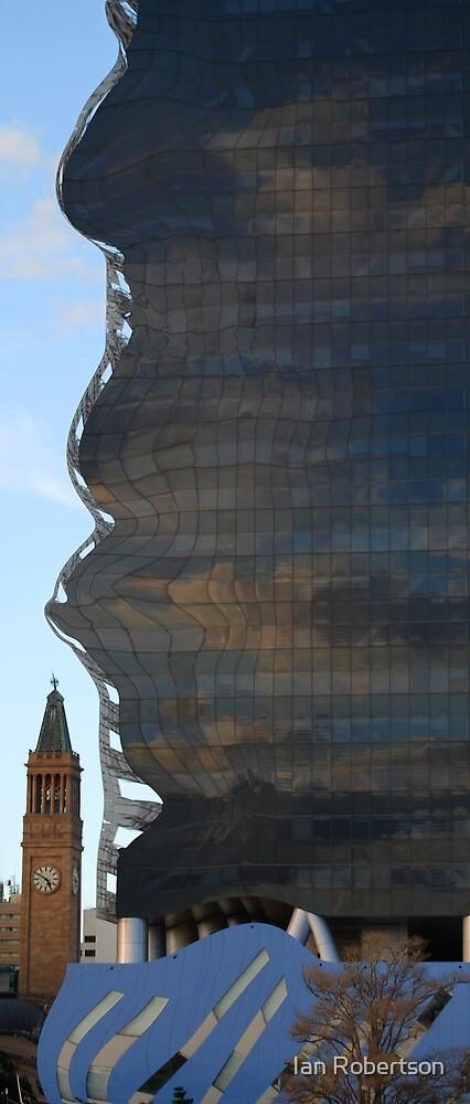 city bent by Ian Robertson
