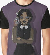 wednesda addams Graphic T-Shirt