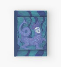 """Melusine"", pastel painting, fantasy art Hardcover Journal"