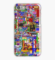 Reddit place iPhone Case/Skin