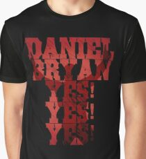 Daniel Bryan Graphic T-Shirt