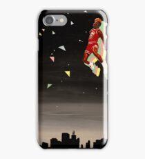 mj skyline iPhone 7 Case