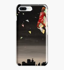 mj skyline iPhone 8 Plus Case