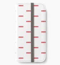 Nudes senden iPhone Flip-Case/Hülle/Klebefolie