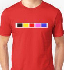 Denji Sentai Megaranger! Unisex T-Shirt