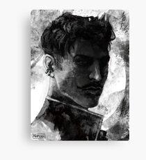 Dorian speedpaint Canvas Print