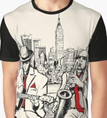 Jammin Graphic T-Shirt